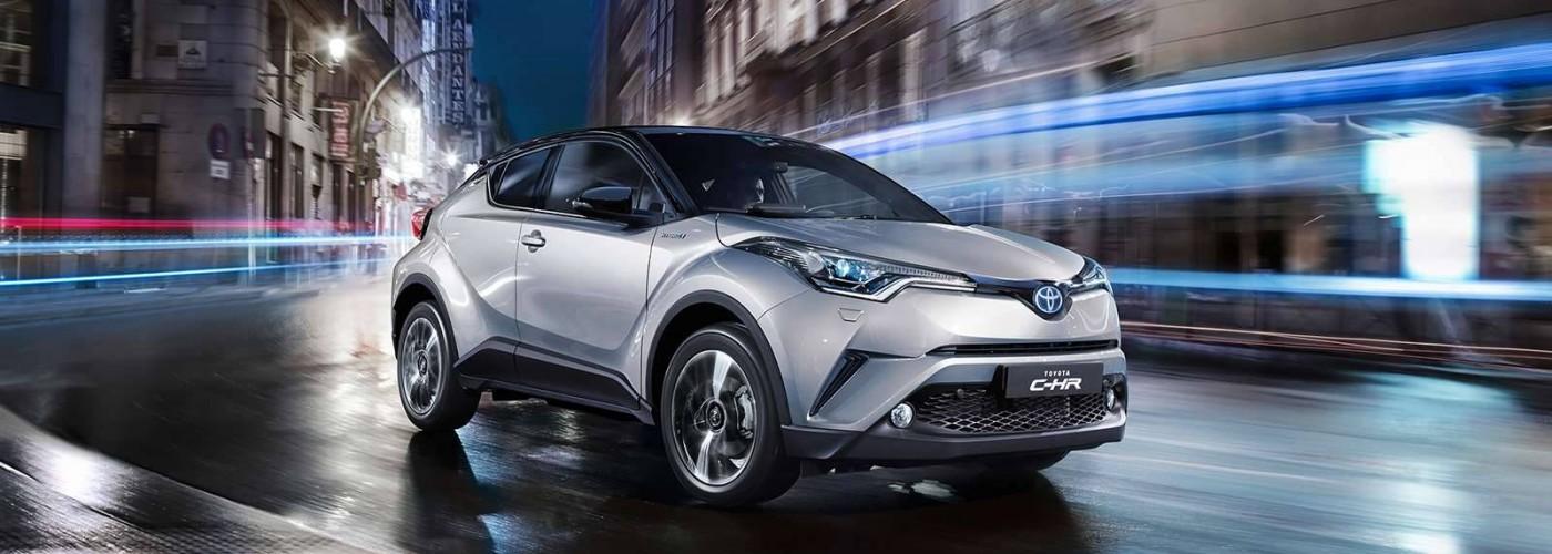 Der neue Toyota C-HR