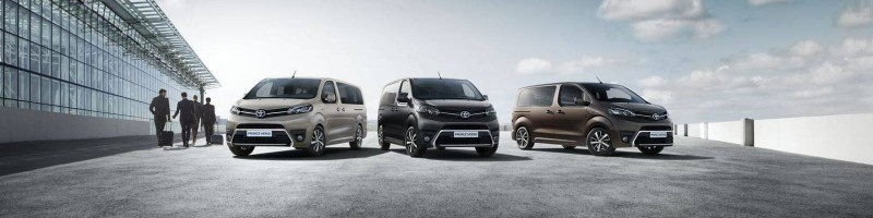 Der neue Proace – Bus, LKW, Compact-Van