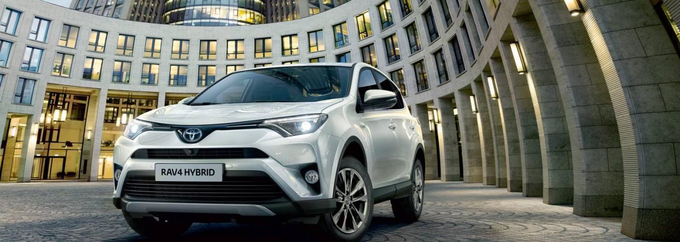 Der neue Toyota RAV4 – der erste Hybrid im Segment