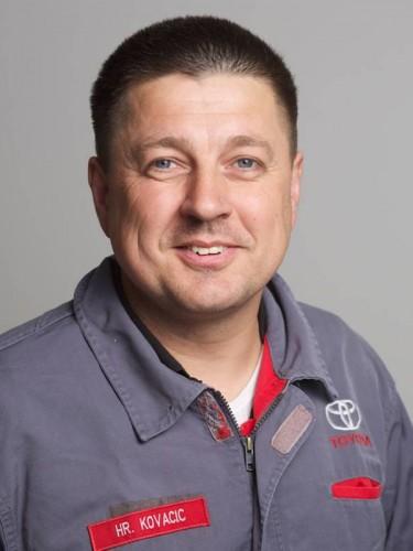 "Drazenko ""Mark"" Kovacic"