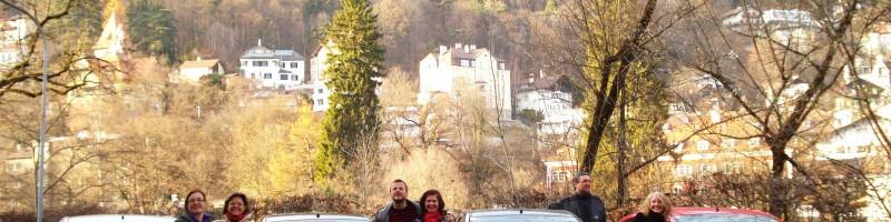 Toyota Bacher unterstützt das Tiroler Hospiz