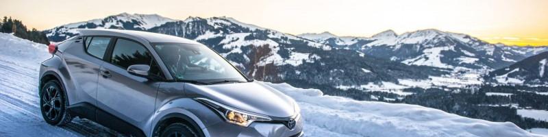 Toyota Bacher Wintercheck inkl. Umstecken der Räder
